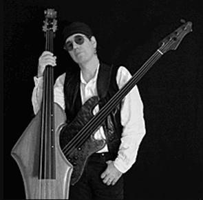 Albey Balgochian solo bass
